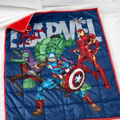 Marvel Avengers Hope Weighted Blanket