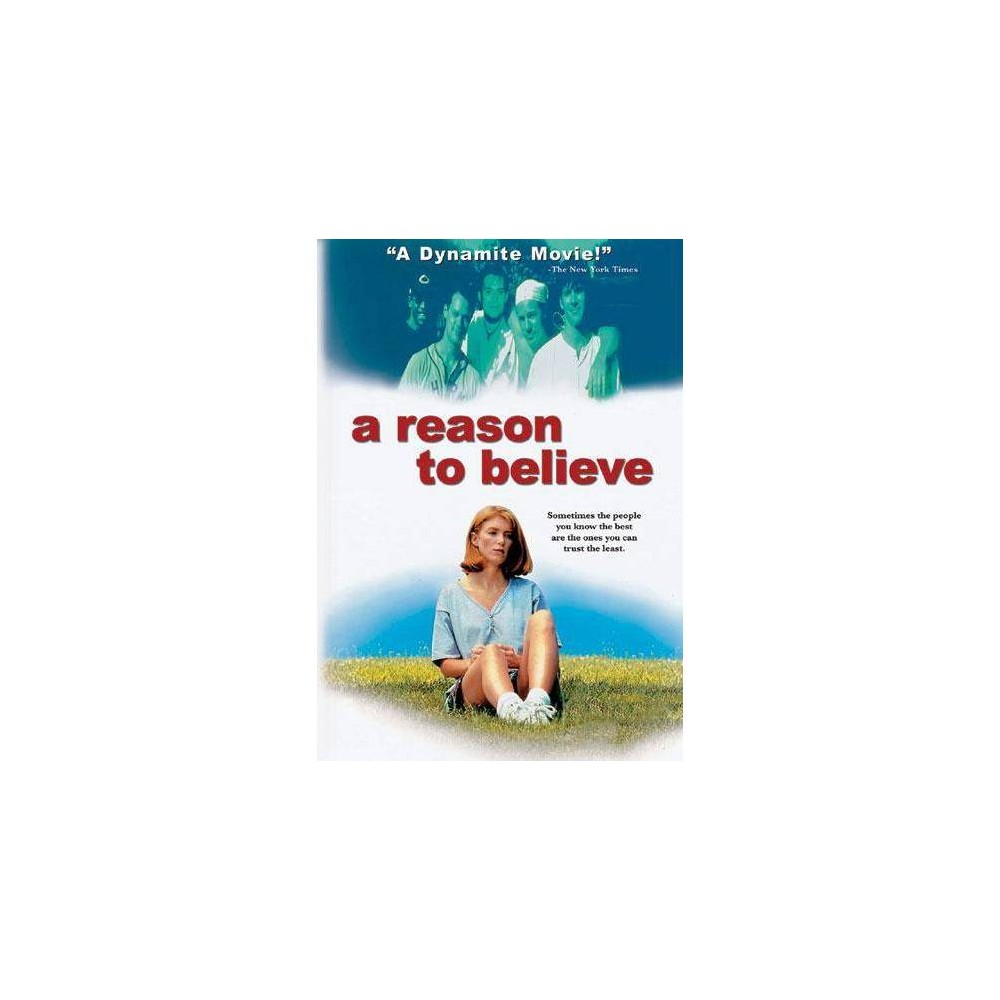 A Reason To Believe Dvd