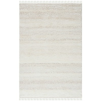 Casablanca CSB521 Hand Knotted Moroccan Rug  - Safavieh