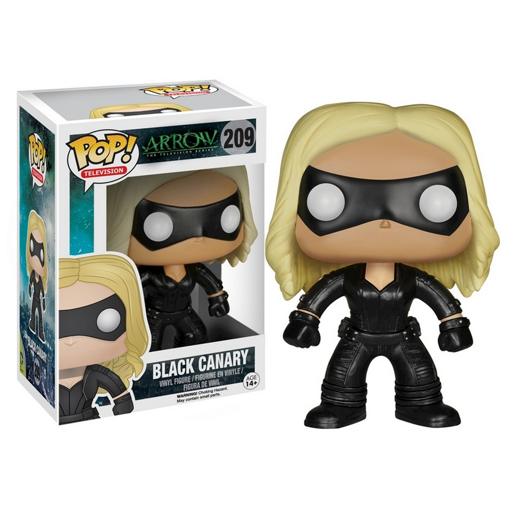 Funko Pop! TV: Arrow Black Canary
