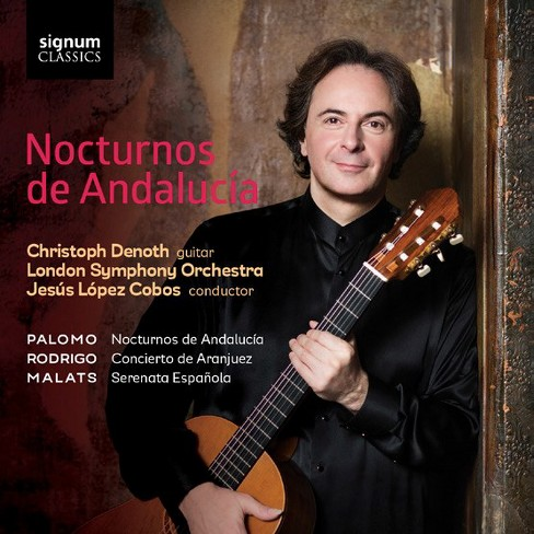 London symphony orch - Nocturnos de andalucia (CD) - image 1 of 1