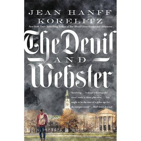 The Devil and Webster - by  Jean Hanff Korelitz (Paperback) - image 1 of 1