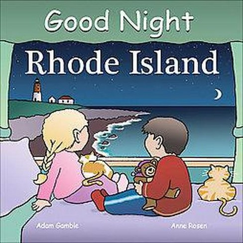 Good Night Rhode Island (Hardcover) (Adam Gamble) - image 1 of 1