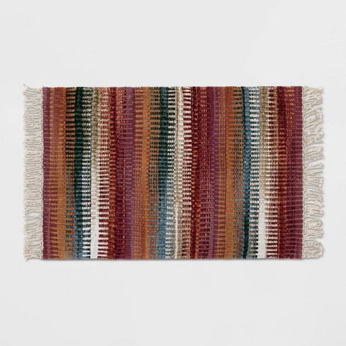 2'X3' Vendela Woven Fringe Rug - Opalhouse™ - image 1 of 4