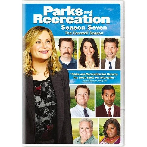 Parks and Recreation: Season Seven [2 Discs] - image 1 of 1
