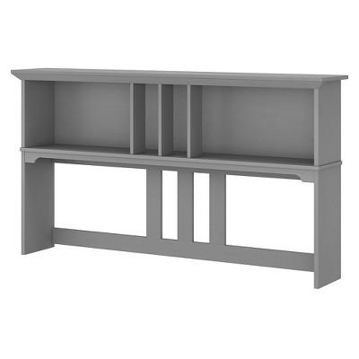 Bush Furniture Salinas Hutch for L Shaped Desk