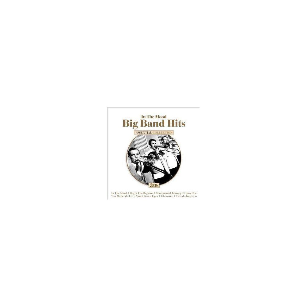 Various Artists Big Band Hits Essential Gold Cd