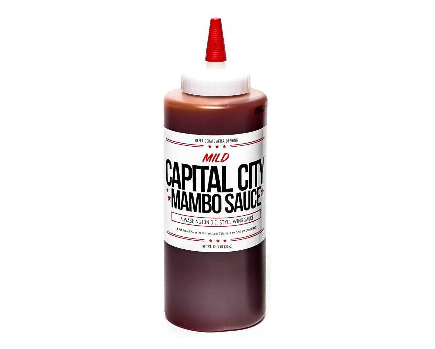 Capital City Mild Mambo Sauce - 12oz - image 1 of 3