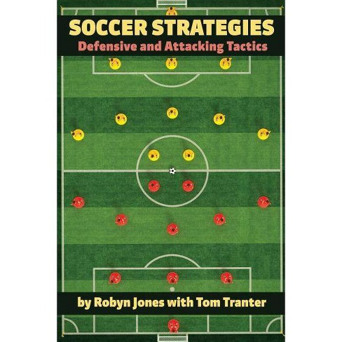 Soccer Strategies - by  Robyn Jones (Paperback) - image 1 of 1