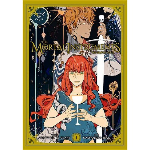 The Mortal Instruments: The Graphic Novel, Vol. 1 - (Paperback) - image 1 of 1