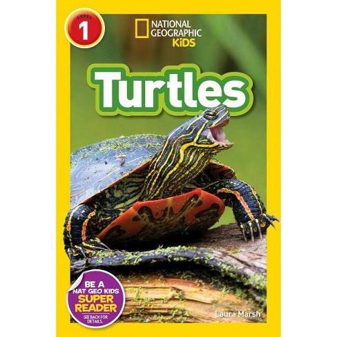 Turtles - (Readers) by  Laura Marsh (Paperback) - image 1 of 1