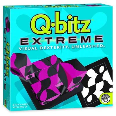 Q-Bitz Extreme Board Game