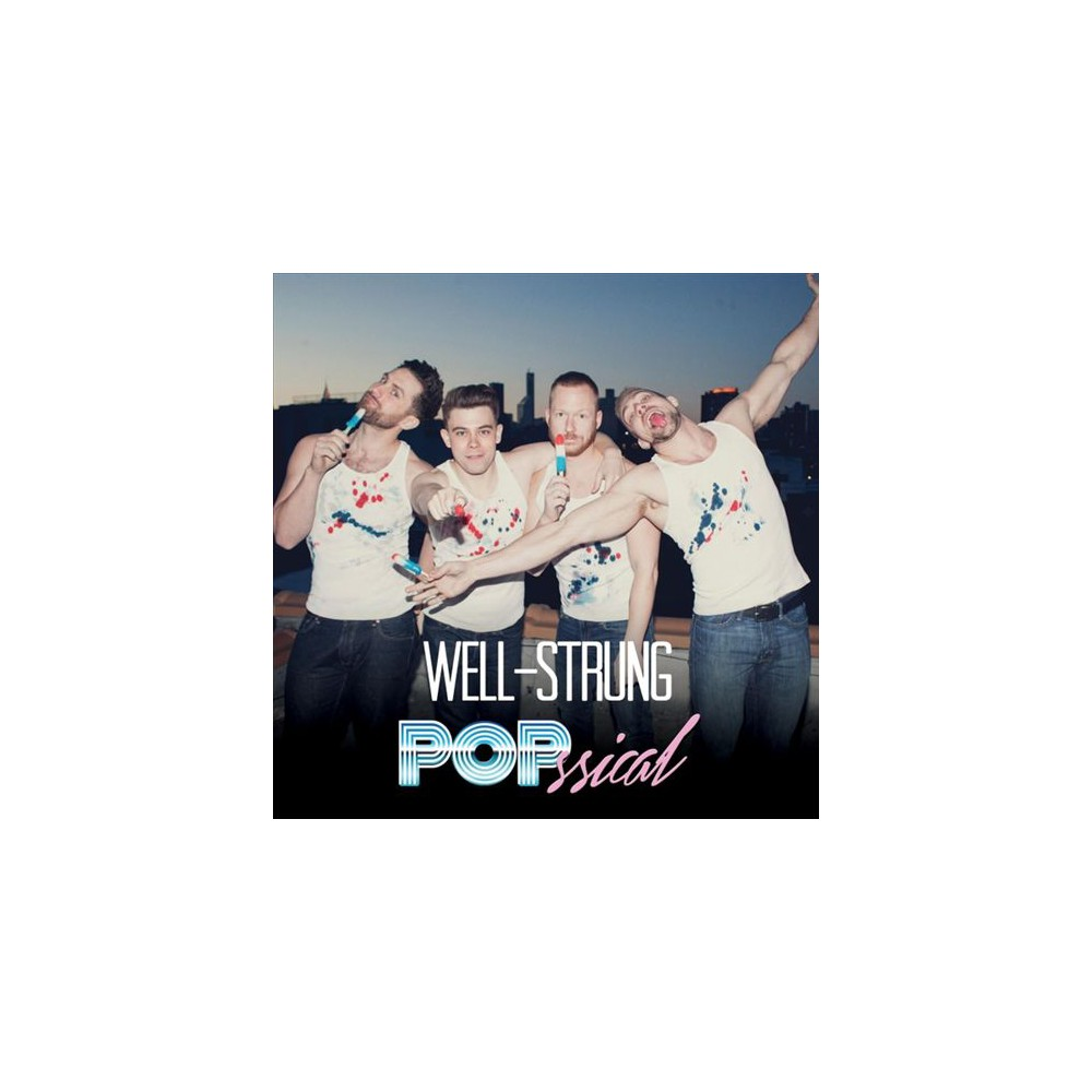 Well-strung - Popssical (CD)