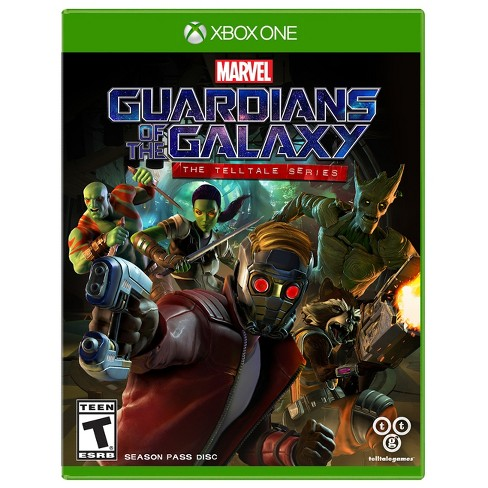 Marvel's Guardians of the Galaxy: The Telltale Series Xbox One - image 1 of 2