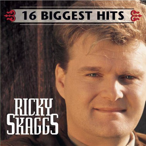 Ricky Skaggs - 16 Biggest Hits (CD) - image 1 of 1