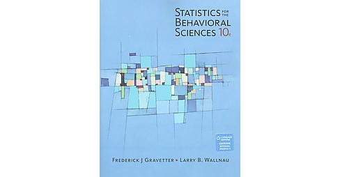 Statistics for the Behavioral Sciences (Paperback) (Frederick J. Gravetter & Larry B. Wallnau) - image 1 of 1
