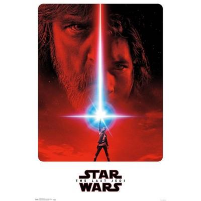 "22.375"" x 34"" Star Wars: The Last Jedi - Teaser Unframed Wall Poster Print - Trends International"
