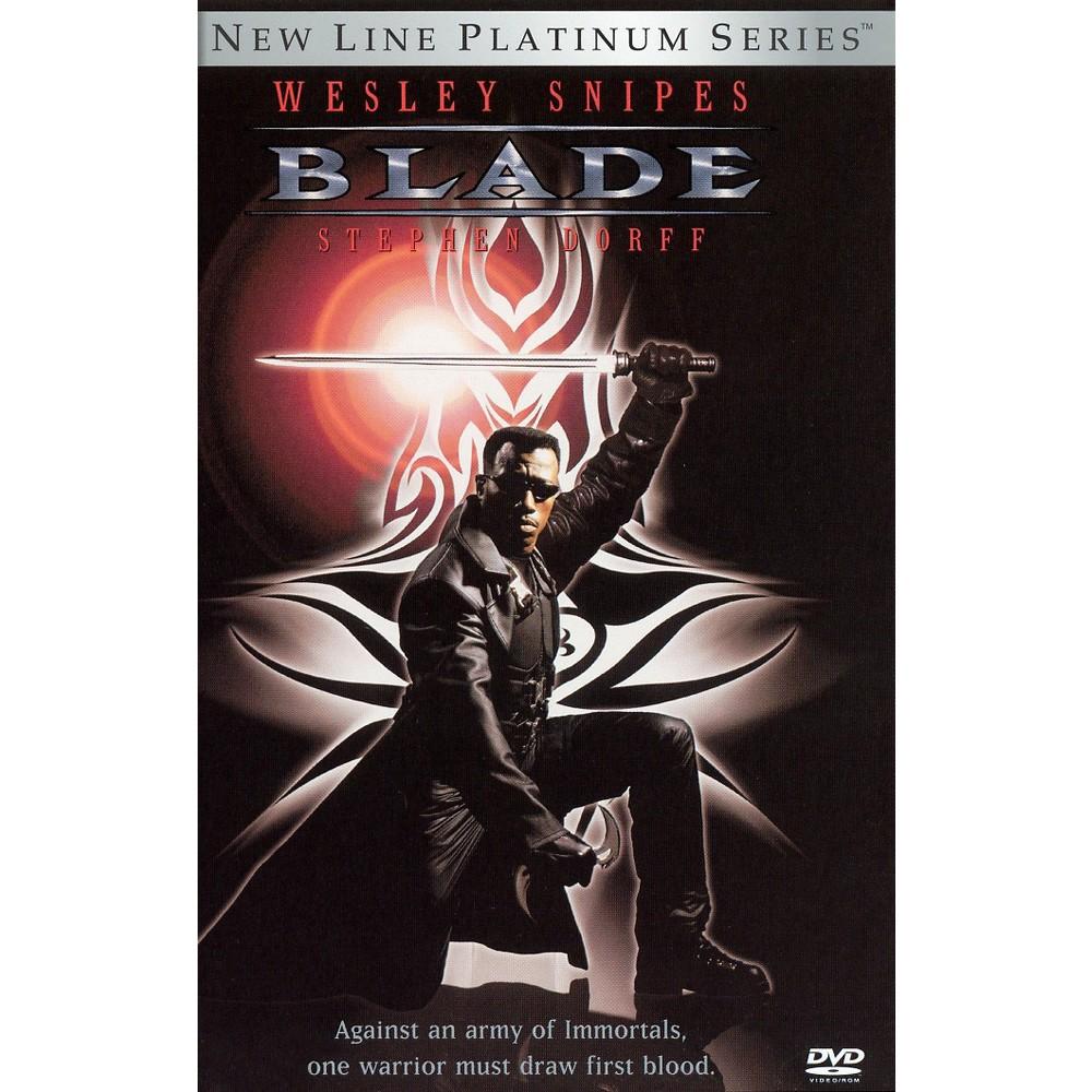 Blade (New Line Platinum Series) (dvd_video), None - Dnu
