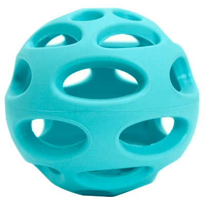 Hollow Ball Pet Toy - 4.5'' - Green - Boots & Barkley™