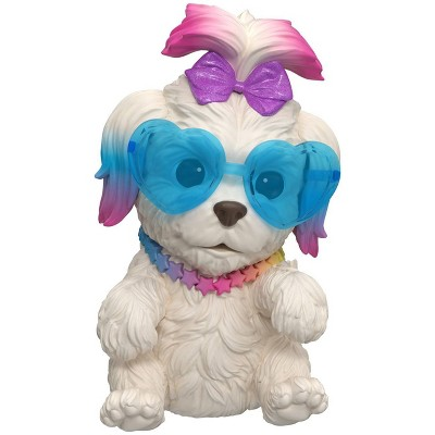 Little Live OMG Pets Have Talent  Puppy - Rainbow Pop
