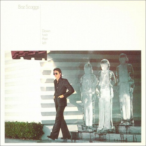 Boz scaggs - Down two then left (CD) - image 1 of 1