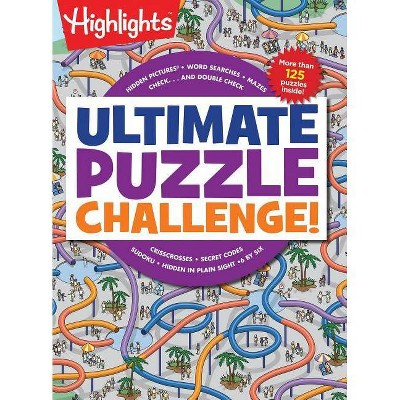 Ultimate Puzzle Challenge! -  (Highlights) (Paperback)