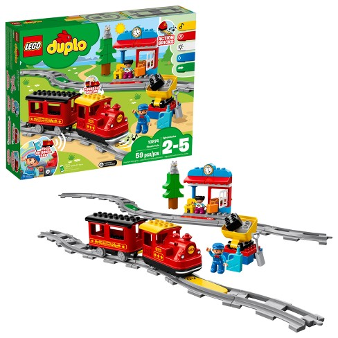 LEGO DUPLO Town Steam Train 10874 - image 1 of 7