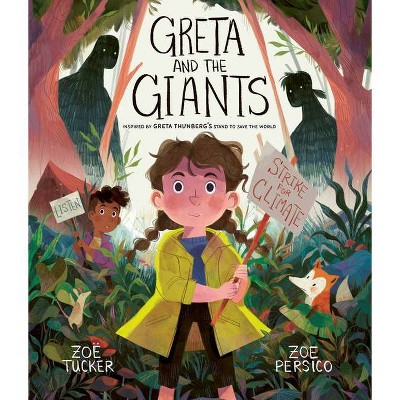 Greta and the Giants - by Zoe Tucker (Hardcover)