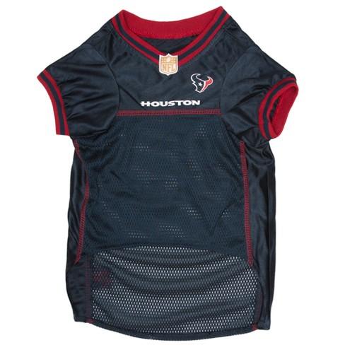 NFL Pets First Mesh Pet Football Jersey - Houston Texans   Target b9aab5ff7