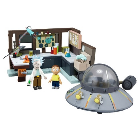 Rick and Morty Indoor Toys - Rick and Morty - image 1 of 1