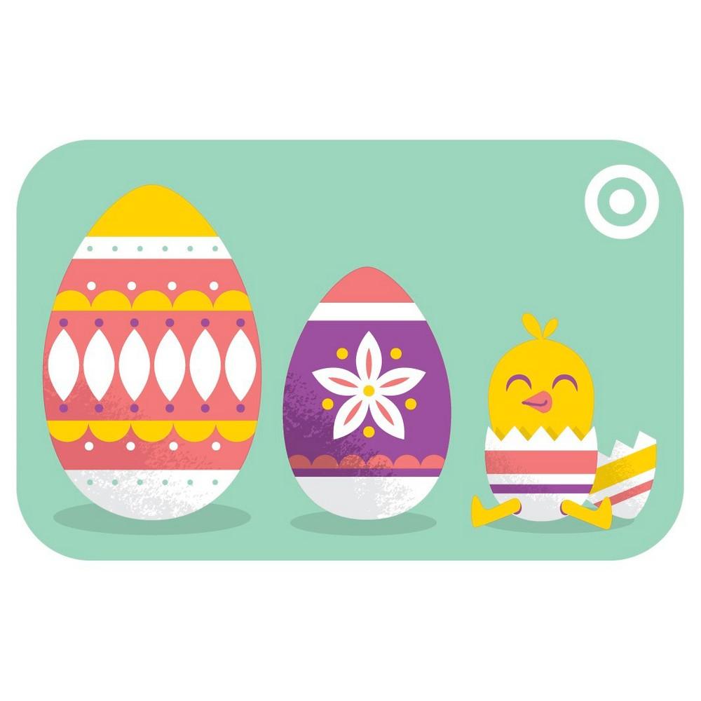 Easter Eggs Gift Card $25