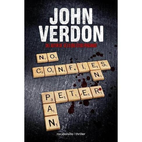 No Confies En Peter Pan - by  John Verdon (Hardcover) - image 1 of 1
