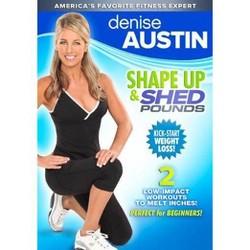 Denise Austin: Shape Up & Shed Pounds (DVD)
