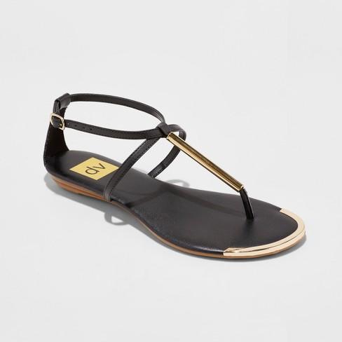f6fe9dcd2 Women s Dv Archer Toe Thong Sandals   Target