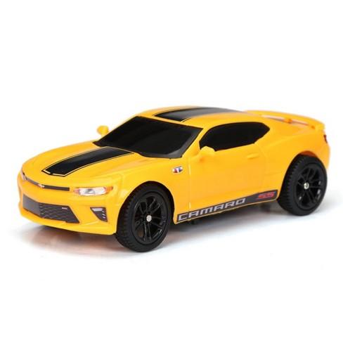 New Bright Radio Control Toy Vehicles - Chevy Camaro - 1:24 Scale - image 1 of 4