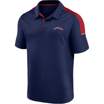 MLB Cleveland Indians Men's Polo Shirt