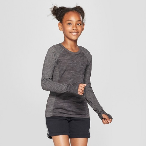3637962d674 Umbro Girls  Long Sleeve Performance T-Shirt   Target