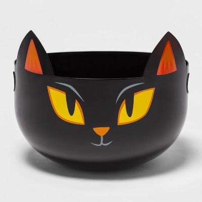 Medium Cat Halloween Candy Bowl - Hyde & EEK! Boutique™