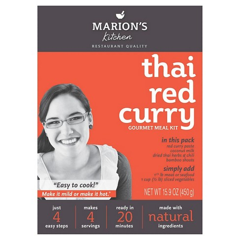 Marion's Kitchen Thai Red Curry 15.9-oz. - image 1 of 1
