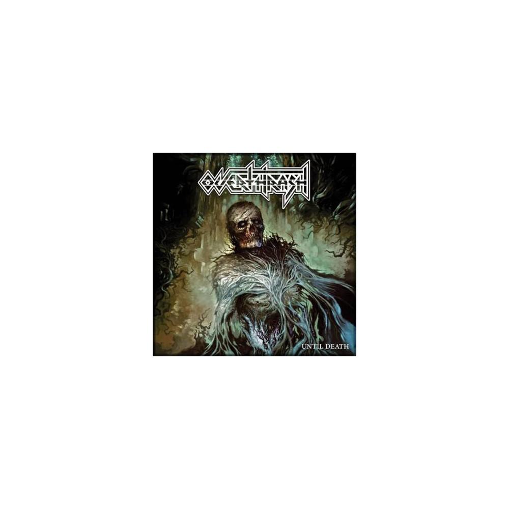 Overthrash - Until Death (CD)