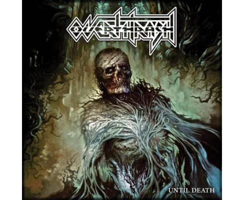 Overthrash - Until Death (CD) - image 1 of 1