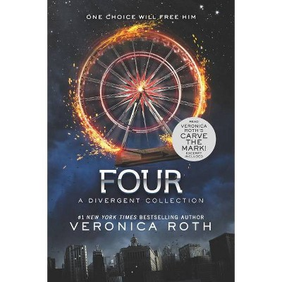 Four by Veronica Roth (Paperback)
