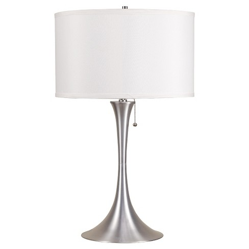 Ore International Table Lamp - Silver - image 1 of 1