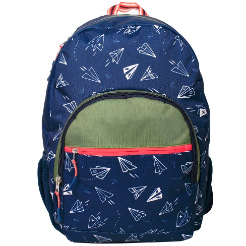 Kids  Backpack Paper Airplanes 17