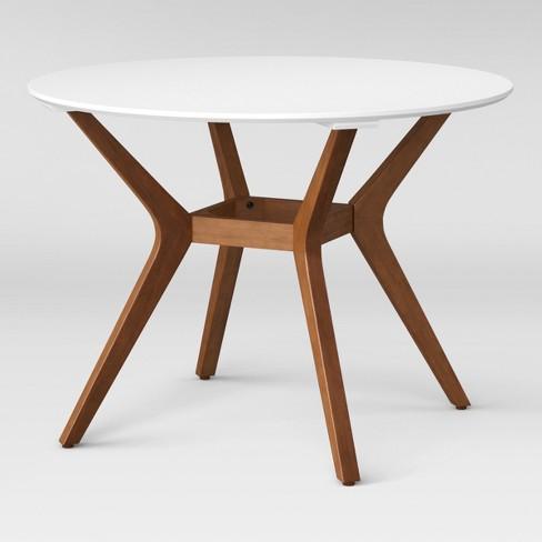 42 round dining table Emmond Mid Century 42