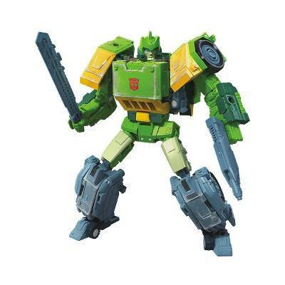 Transformers Toys Generations War for Cybertron Voyager WFC-S38 Autobot Springer