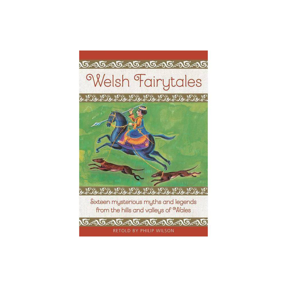 Welsh Fairytales Hardcover