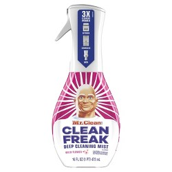 Mr. Clean Clean Freak Cleaning Mist Multi-Surface Spray - Wild Flower Starter Kit - 1ct/16 fl oz