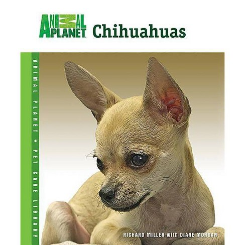 Chihuahuas - (Animal Planet Pet Care Library) by  Richard Miller (Hardcover) - image 1 of 1