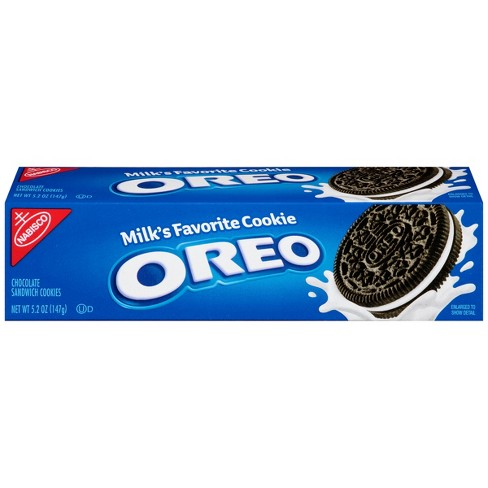 Oreo Chocolate Sandwich Cookies - 5.25oz - image 1 of 3